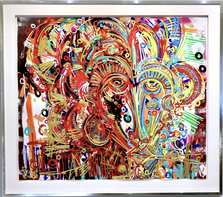 Different Minds IV | Künstler: Leon Löwentraut