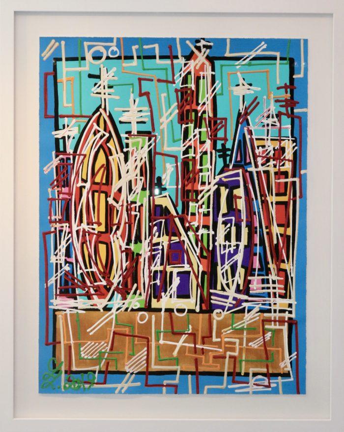 Sustainable Cities and Communities | Künstler: Leon Löwentraut