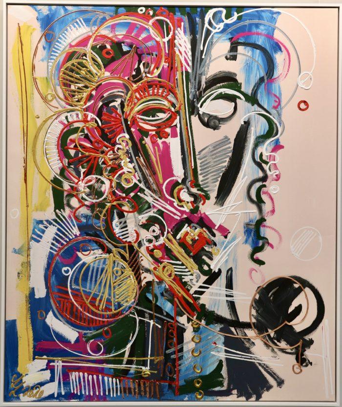 Different Minds | Künstler: Leon Löwentraut